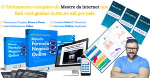 curso formula negócio online preço